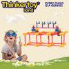 建物Blocks Plastic IntellectualおよびEducational Toy