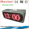 24V Car Digital LED Electronic Time Clock