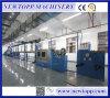 Equipo de fabricación del estirador del cable coaxial de la comprobación que hace espuma