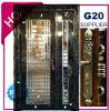 SUS304 (ES-7018)の艶出しのトリムが付いている機密保護のステンレス鋼のドア