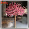 De binnen Decoratieve Boom van de Bloesem van de Kers van de Glasvezel Mini Kunstmatige