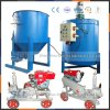 Máquina del alto rendimiento con la bomba de la lechada de cemento de la presión