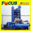 Planta de mistura do asfalto do produto novo, planta de tratamento por lotes Lb1000 do asfalto 80t/H