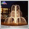 巨大な噴水の装飾ライトと結婚するMorden LEDの屋外のイベント