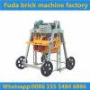 Fuda bewegliche Ziegelstein-Produktion/Ei-Legenblock-Maschine