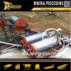Fábrica permanente al por mayor del equipo de la separación magnética del oro de la rafadora