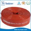 Tuyaux résistants de décharge d'irrigation de PVC Layflat