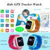 Eben buntes Bildschirm-Kinder GPS-Verfolger-Uhr-Telefon (Y7S)