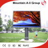 P6 Outdoor Die Casting Aluminium Display Screen para Advertizing