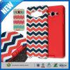 Dual Layer caso del patrón de fútbol para Samsung A3