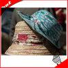 Sombrero de paja de papel del trigo de la cinta de la paja