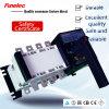 Interruptor manual 250A 4p de transferência do interruptor de transferência