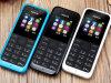 N105 originale rinnovato 1050 1.4 colore multilingue sbloccato schermo di colore rosso blu 3 del nero del telefono mobile di GSM del telefono di pollice