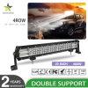 IP68 50000 Lumen 4 LEIDENE van de Auto van de Duim van de Rij de In het groot 468W 4X4 20 Lichte Offroad Jeep van de Staaf