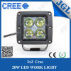 20W 2 Inch CREE LED Square Fog Light voor Jeep