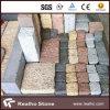 Темный серый цвет g 654/свет - серый камень кубика/булыжника гранита базальта G603/Black G684/Yellow G682/Black вымощая/Paver