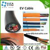 Cable de transmisión de carga de la CA EV para el enchufe del vehículo