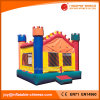 Het Springen Bouncy van pvc van de commerciële Rang Opblaasbaar Kasteel (T2-105)