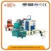 Machines de fabrication de brique moyennes de Qt4-20c en Afrique du Sud