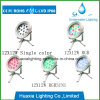 luz subacuática de la piscina del punto LED de 36W DC24V IP68