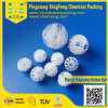 Polyhedral空の球マルチフィルター媒体