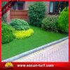 Ajardinar el césped falso artificial del césped artificial de la hierba para el jardín
