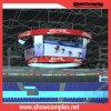 P6 임대료를 위한 최신 인기 상품 SMD2727 풀 컬러 옥외 비바람에 견디는 LED 스크린