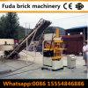 Automatische Sicherheitskreis-Schmutz-Lehm-Ziegeleimaschine Südafrika
