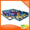 Weltraum-Thema-Kind-Innenspielplatz-Gerät mit Trampoline