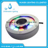 DMX LEDの噴水ライト水中ライトを変更する27W RGBカラー