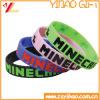 Kundenspezifisches Silikonwristband-/armband für förderndes Geschenk