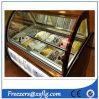 Vitrinha de sorvete de gelato italiano para estilos australianos