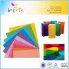 Papel intensivo del color de los colores en colores pastel A4 de los colores