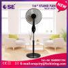 Dispositivo di raffreddamento di aria del nuovo prodotto ventilatore elettrico del basamento da 16 pollici