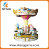 Angel Carousel Park Amusement Rides Go Round / Outdoor Kids Carousel