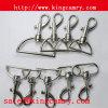 Hundehaken-Sprung-Verschluss-Haken-Schwenker-Augen-Schrauben-Verschluss-Haken-Schlüssel-Haken-Legierungs-Haken-Schwenker-Haken-Metallhaken für Handtaschen-Gepäck
