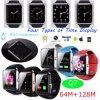 Bluetooth 4.0 wasserdichtes intelligentes Uhr-Telefon mit Kamera 1.3m Q7
