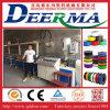 La machine pour l'extrusion PVC/PE/PPR tuyau Feuille de toit de l'ABS WPC Profil PLA Filament