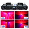 4 Verlichting van het Vermaak van het Stadium van de Laser van de Disco van hoofden de Lichte (LV25RB)
