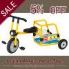 2016 Bicicleta infantil alegre para parque de jardim de infância