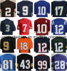Pullover poco costoso Wholesale di football americano, giocatore di football americano Jersey Outlet, All Letters & Stitching Sewn di Best Top 100 sopra!