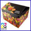 Cadre de fleur de carton