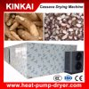 Économies d'énergie bouteille de type Machine de séchage de manioc
