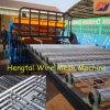 Gute Qualität! Verstärkung des Ineinander greifen-Schweißgeräts/der konkreten Verstärkung-Stahl-Maschendraht-Maschine