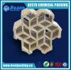 Embalaje cerámico ligero para la torre de lavado, embalaje estructurado de cerámica