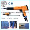 Pistola a spruzzo elettrostatica del rivestimento della polvere della vernice di spruzzo di vendita calda