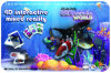 Ar Cartões Educacionais para Crianças Aprendizagem Pré-Escolar 4D Magic Flash Card