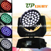 36 * 10W RGBW 4in1 Moving Head Wash Zoom LED