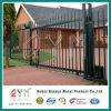 Palisade-Stahlzaun-/bearbeitetes Eisen-Zaun-Panel für Hausgarten