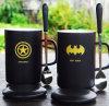 Tasse à café, tasse au lait Gélose Tasse en céramique avec poignée